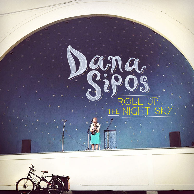 Dana Sipos 'Roll Up the Night Sky' (album stream)
