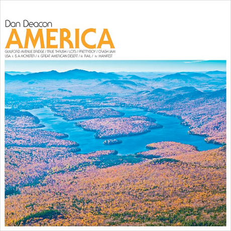 Dan Deacon Drops 'America' Cover Art, Hits Canadian Stops on Summer Tour