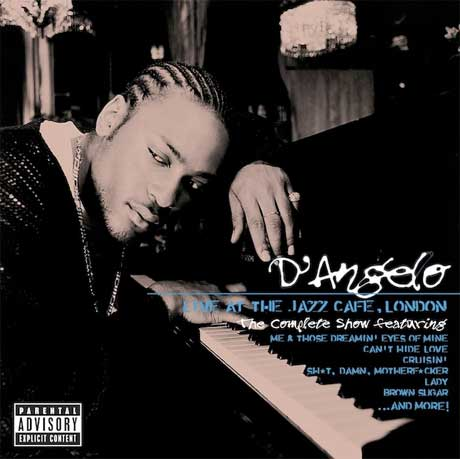 D'Angelo to Deliver Expanded Reissue of 'Live at the Jazz Café'