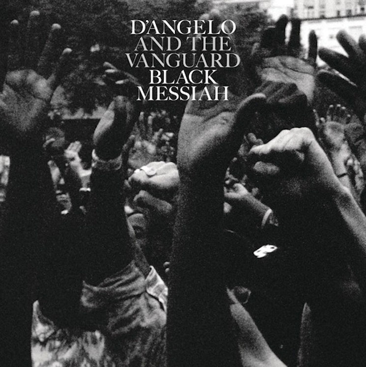D'Angelo Releases 'Black Messiah'