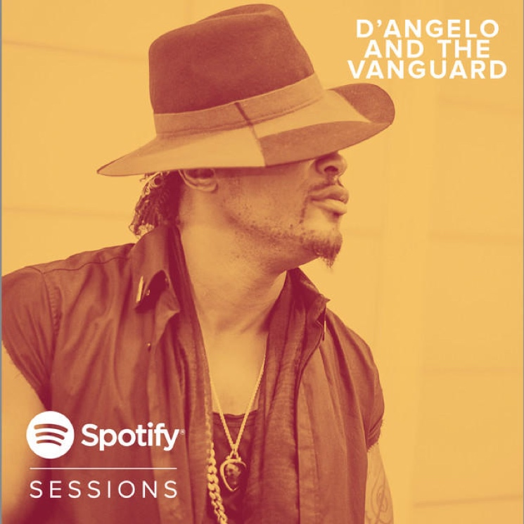D'Angelo 'Spotify Sessions' (live show)