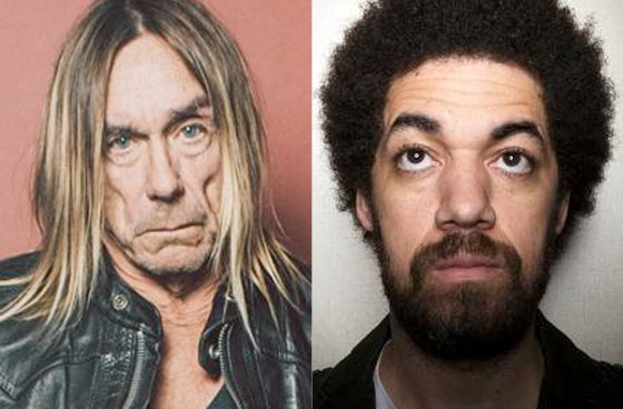 "Iggy Pop and Danger Mouse Team Up for New Song ""Gold"""