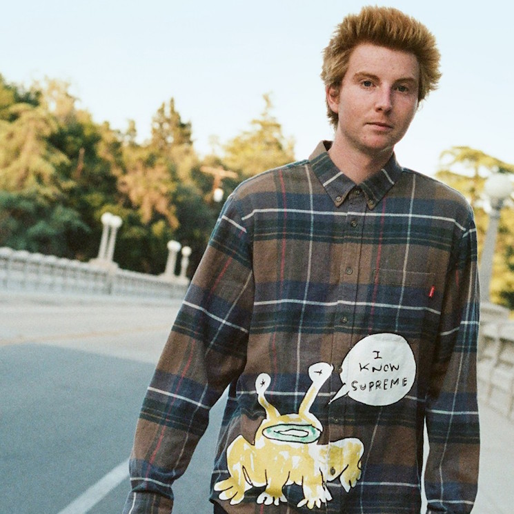 Daniel Johnston Immortalized with New Supreme Streetwear Collection