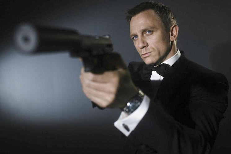 The New James Bond Film Finally Has a Title