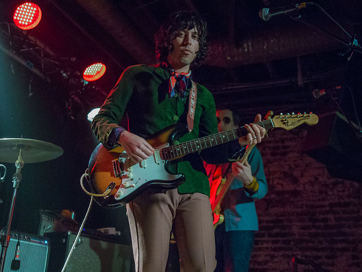 Daniel Romano / Dead Soft Lucky Bar, Victoria BC, February 26