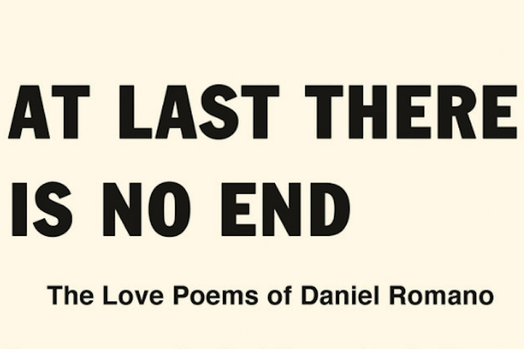 Daniel Romano Shares Book of Love Poems
