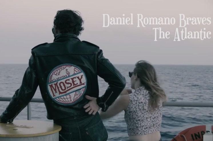 Daniel Romano 'Daniel Romano Braves the Atlantic' (short film)