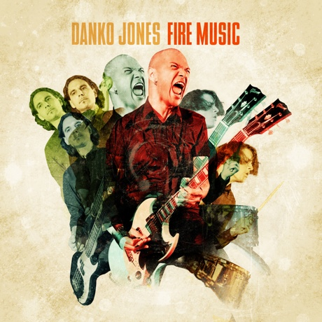 Danko Jones Announce 'Fire Music' LP, Share Teaser Video