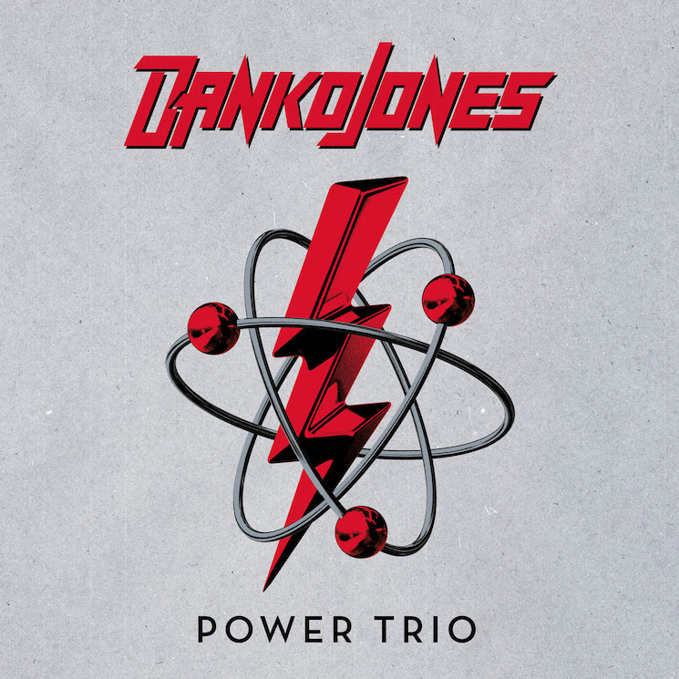 Danko Jones Announce 'Power Trio' LP, Share 'I Want Out'