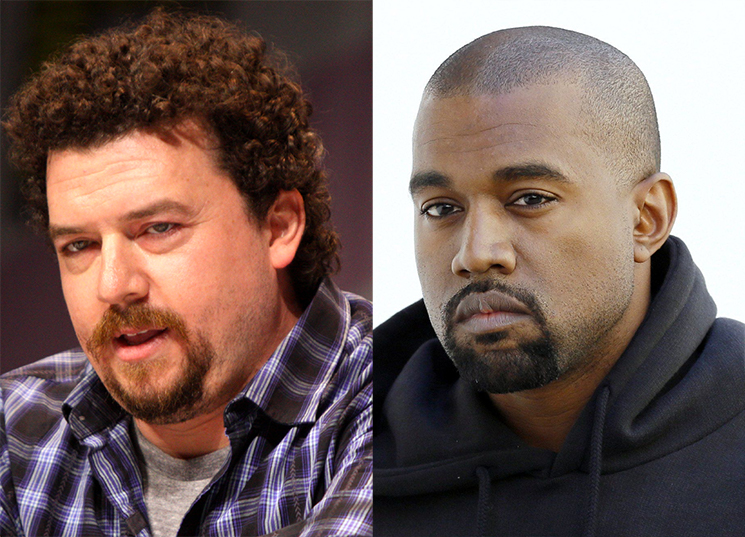Kanye West Wants Danny McBride to Play Him in a Movie
