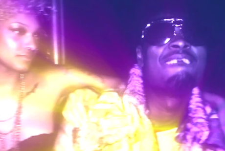 "Danny Brown ""Wit' It"" (video)"