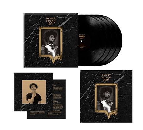 Danny Brown's 'Old' Treated to Vinyl Box Set