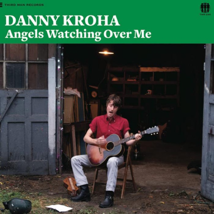 "Danny Kroha ""Angels Watching over Me"" (traditional cover)"