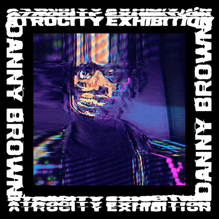 "Danny Brown ""Pneumonia"" (prod. Evian Christ)"