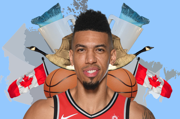Ex-Raptor Danny Green Is Bringing His Love of Canada to TV