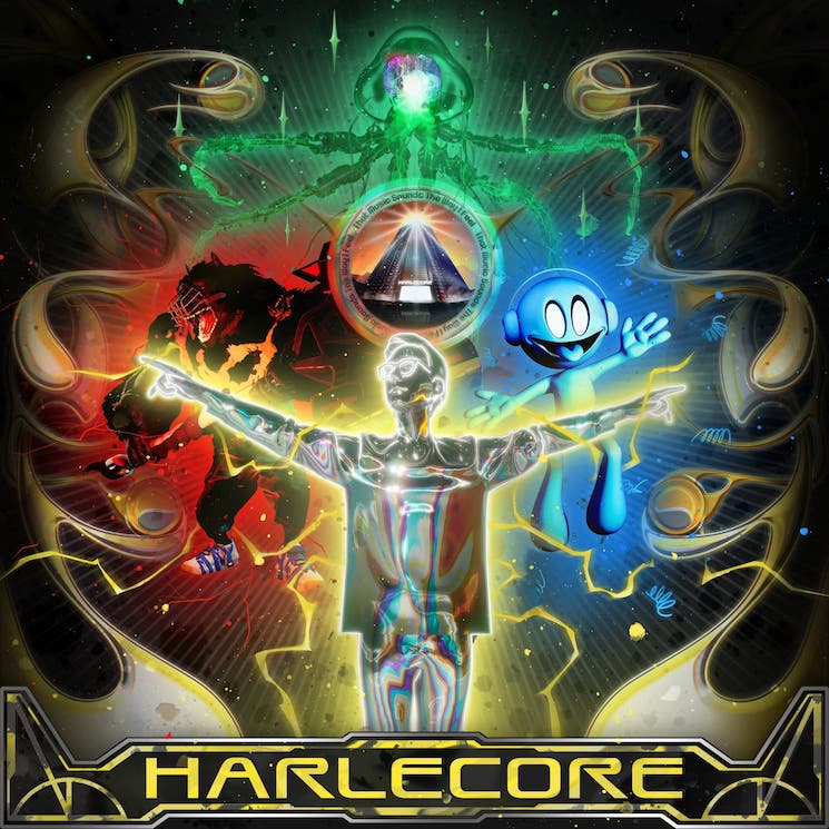 Danny L Harle Is Here to Save '90s Rave with 'Harlecore'