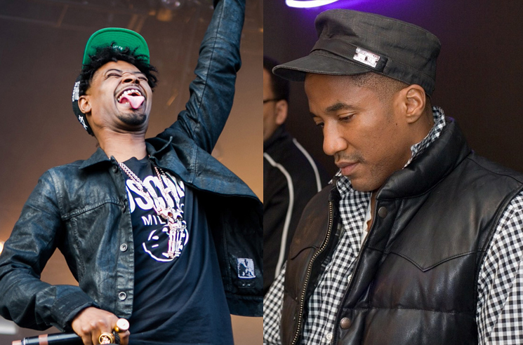 Q-Tip Is Working on an Album with Danny Brown