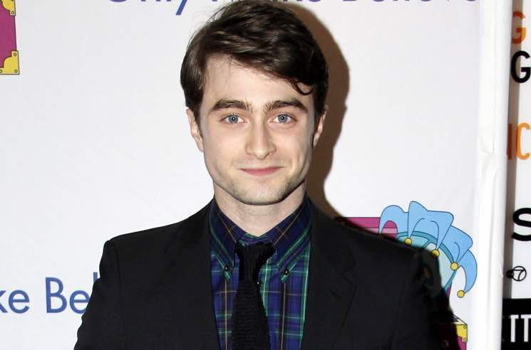 ​'Harry Potter' Actor Daniel Radcliffe Rescues London Mugging Victim