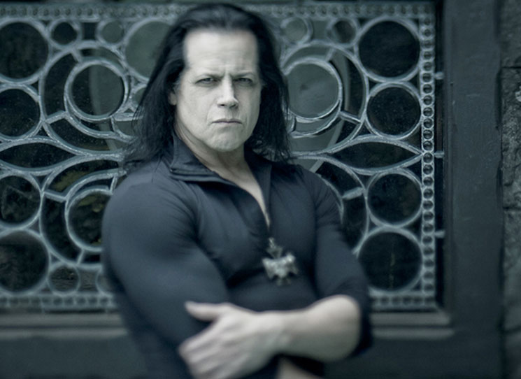 "Glenn Danzig Is Now Making a ""Vampire Spaghetti Western"" Film"