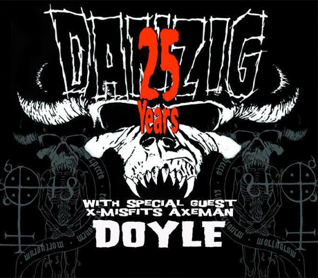 Danzig with Doyle Sound Academy, Toronto ON, August 9
