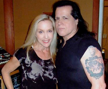"Danzig ""Some Velvet Morning"" (ft. Cherie Currie) (Lee Hazlewood and Nancy Sinatra cover)"