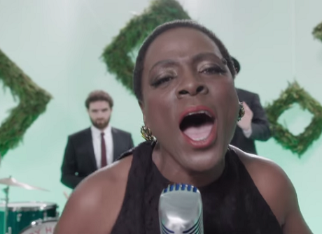 "Sharon Jones and the Dap-Kings ""White Christmas"" (video)"