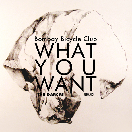 "Bombay Bicycle Club ""What You Want"" (the Darcys remix)"