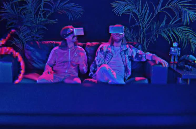 Darcys 'Virtual Reality' (video)