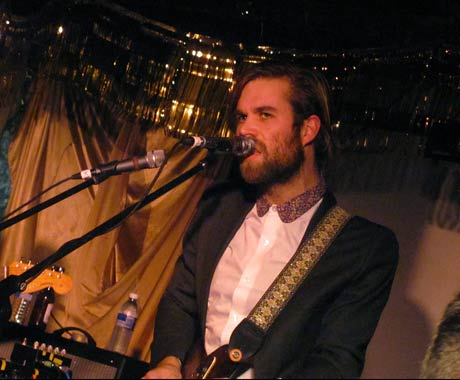 The Darcys Reflections Cabaret, Halifax NS, October 22