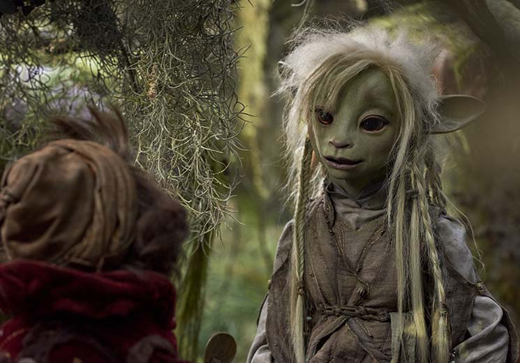 'The Dark Crystal: Age of Resistance' Is Stunning but Exhausting