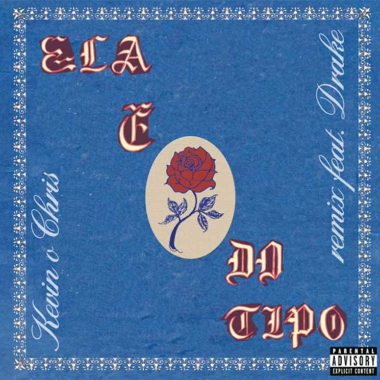 "Drake Teams Up with MC Kevin o Chris for ""Ela É do Tipo"" Remix"
