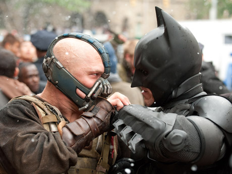 The Dark Knight Rises [Blu-Ray] Christopher Nolan