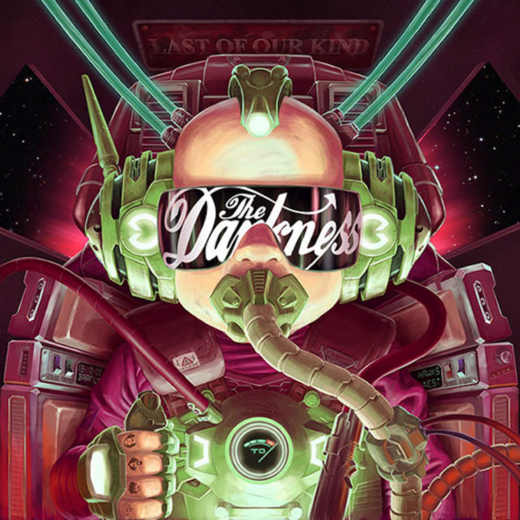 The Darkness 'Last of Our Kind' (album stream)