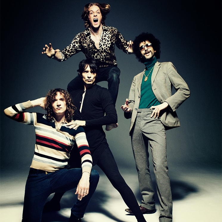 The Darkness Book North American Fall Tour