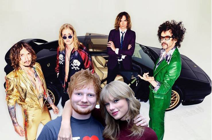 ​Ed Sheeran Wants to Take Taylor Swift to See the Darkness in Concert
