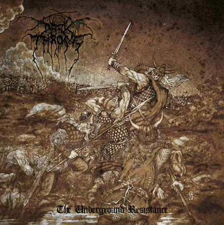 Darkthrone 'Leave No Cross Unturned'