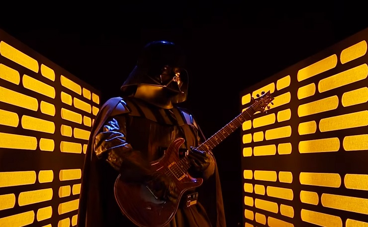 "Celebrate May the Fourth with the Galactic Empire's Metal-styled ""Imperial March"""