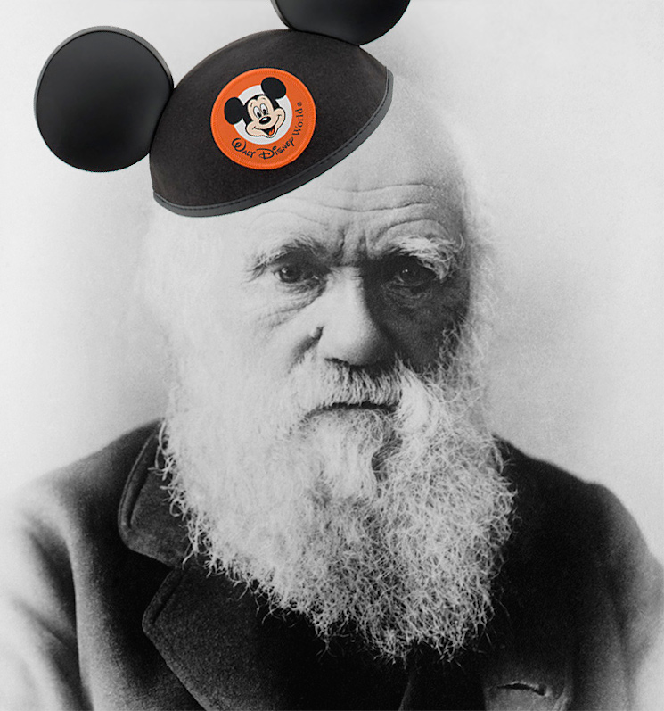 Disney Working on a Movie About Charles Darwin