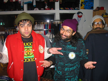 Das Racist Call It Quits
