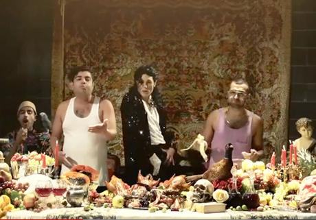 Das Racist 'Michael Jackson' (uncensored version) (video)
