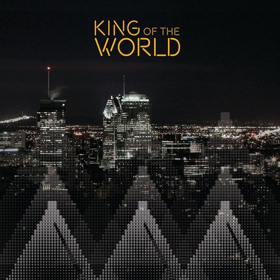 "Das Blankout ""King of the World"""