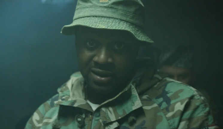 "Smoke DZA ""The Ghost of Dipset"" (ft. Cam'ron) (video)"