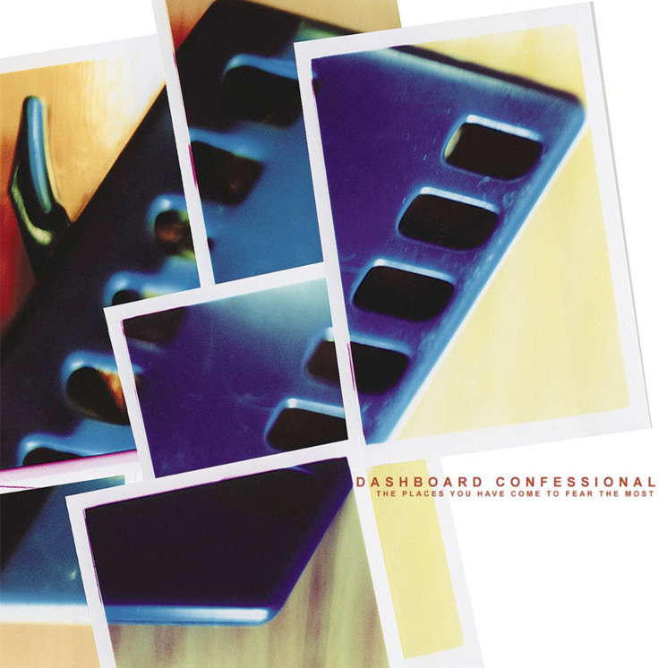 Dashboard Confessional Launch Vinyl Reissue Series