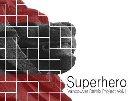 "Data Romance ""Streetlights"" (Superhero remix)"