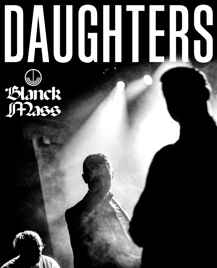 Daughters Map Out North American Tour with Blanck Mass