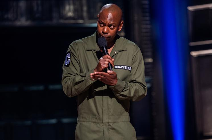 ​Dave Chappelle Doesn't Believe Michael Jackson Accusers, According to His Latest Netflix Special