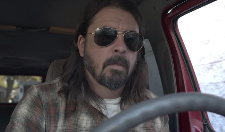 Watch the Trailer for Dave Grohl's New Van Tour Documentary 'What Drives Us'
