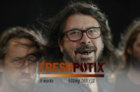 Dave Grohl Now Keeps His Caffeine Cravings in Check with 'FreshPotix'