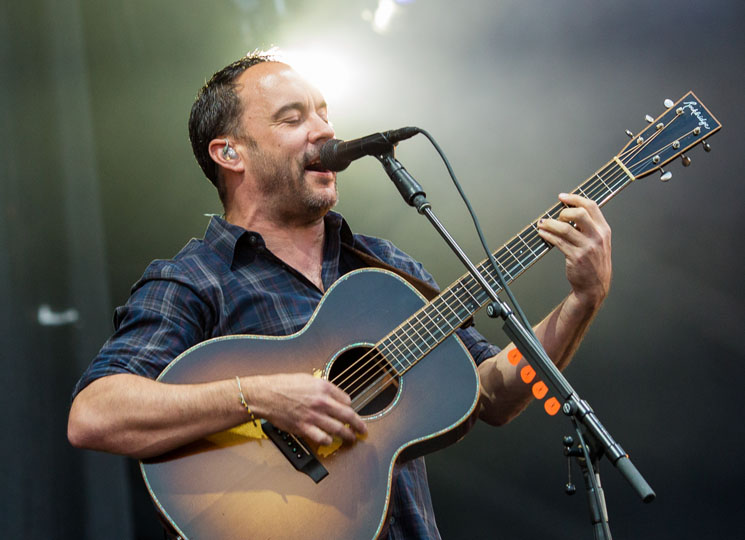 Dave Matthews Band RBC Bluesfest, Ottawa ON, July 11