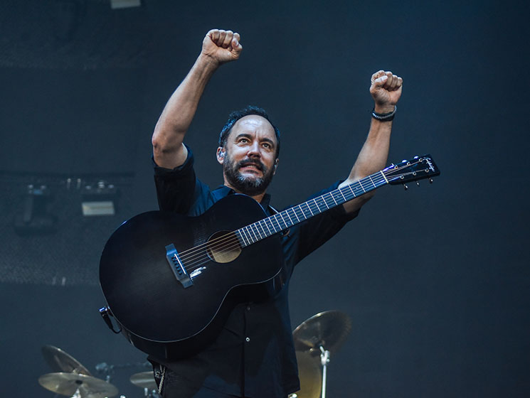 Dave Matthews Band Budweiser Stage, Toronto ON, July 10